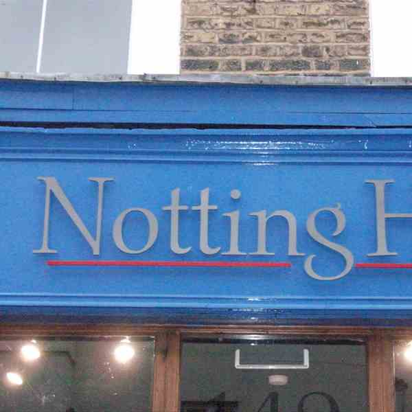 London - Nothing Hill