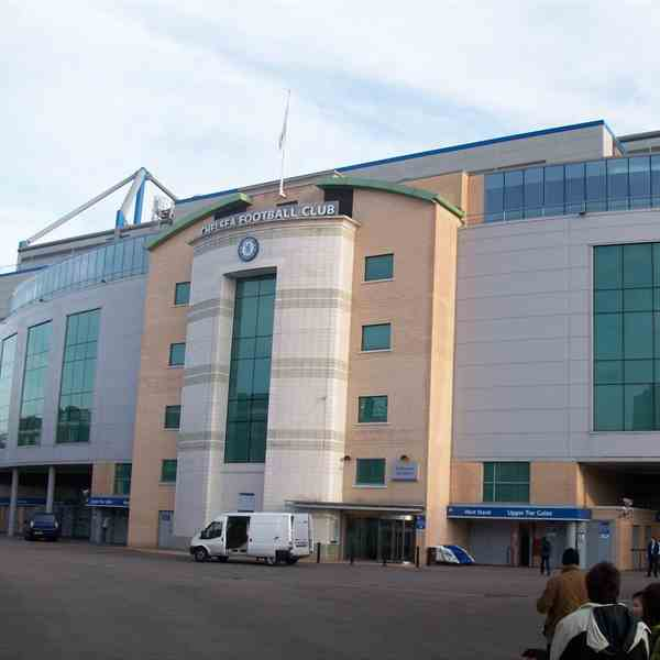 Londra - Stamford Bridge