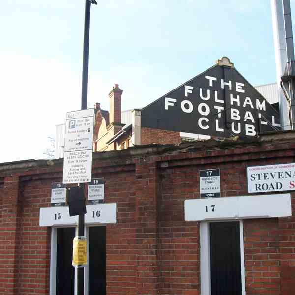 Londra - Craven Cottage