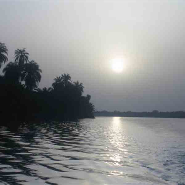 fiume Gambia