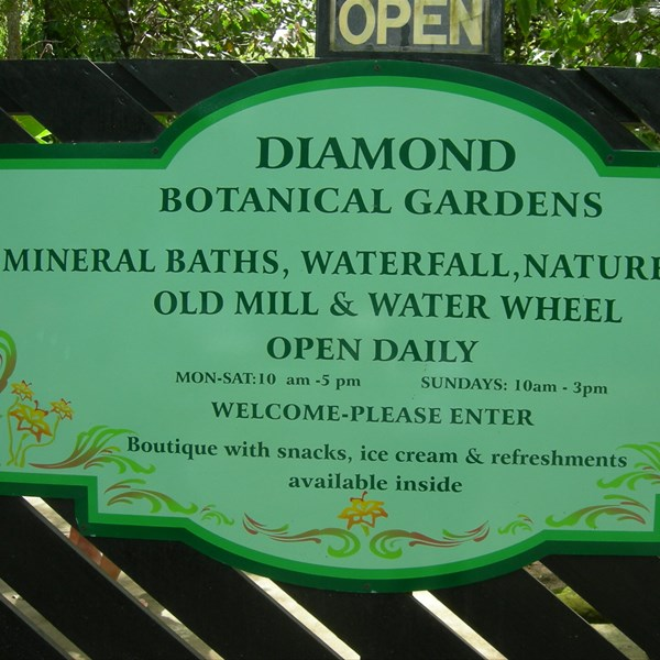 Diamond Botanical Garden