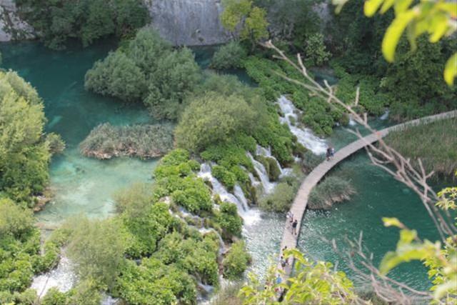 Camping Plitvice: Il Regno Dell'acqua : CROAZIA
