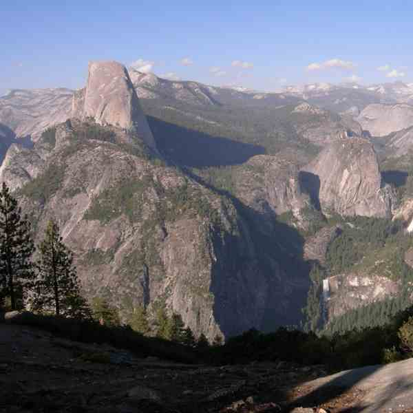 Glacier Point - Yosemite N.P.