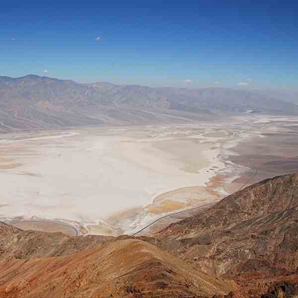Dante's View- Death Valley