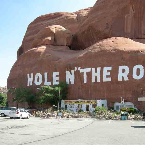 Hole N' The Rock - Moab