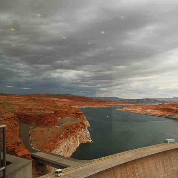Diga Glen Canyon- Page