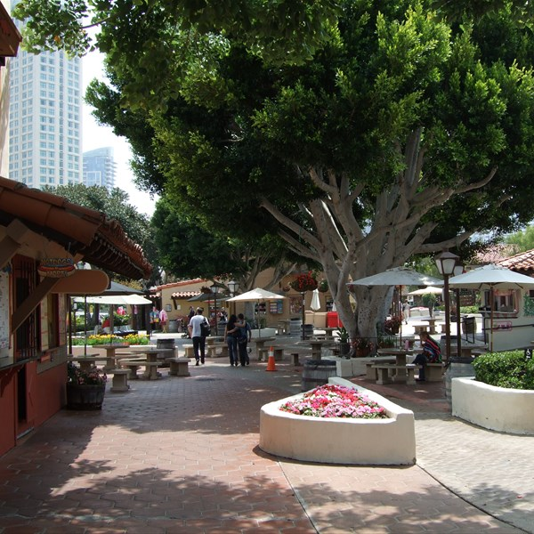 San Diego - Seaport Village