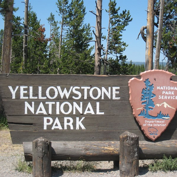 Yellowstone - South Entrance