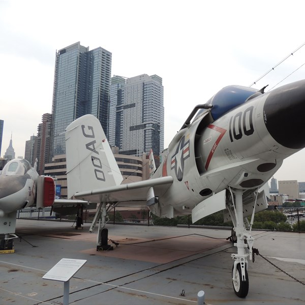 Intrepid Museum Aircraft