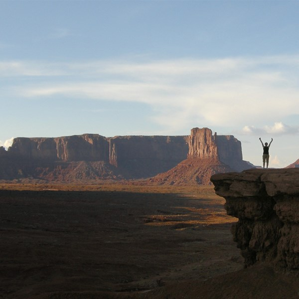 Monument Valley - J.Ford Point