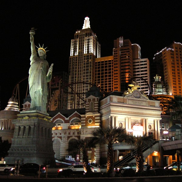 Las Vegas - Hotel New York