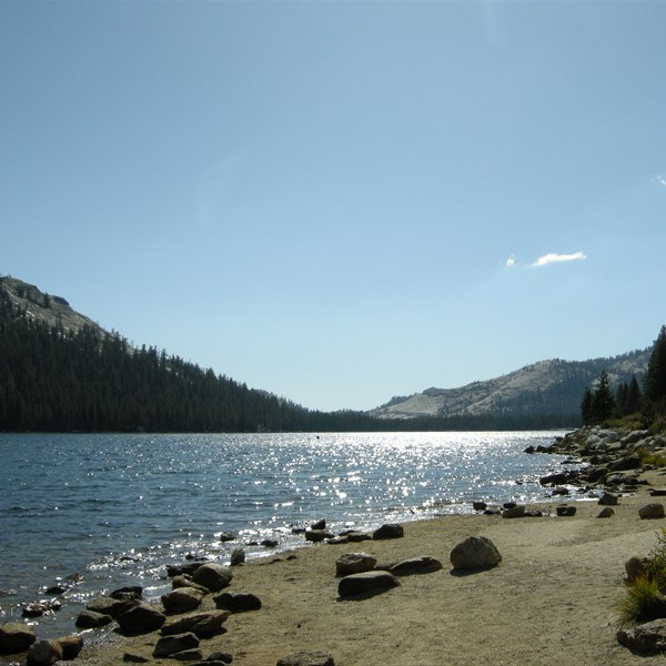 Yosemite National Park - I laghi