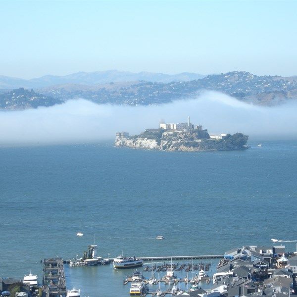 San Francisco - Alcatraz