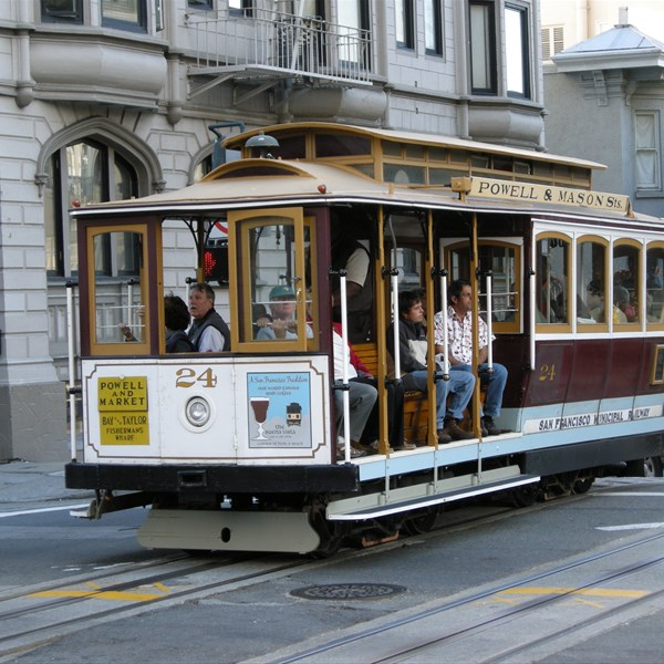 San Francisco - La Cable Car