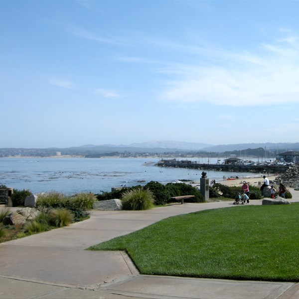 Monterey - The Fisherman's Warf