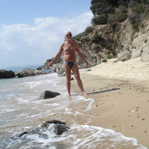 Ourianoupoli: bagno finale