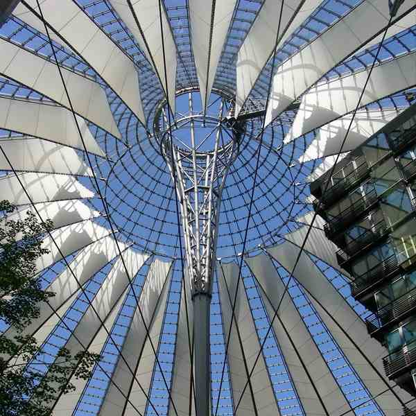 SONY CENTER POSTDAMNER PLATZ