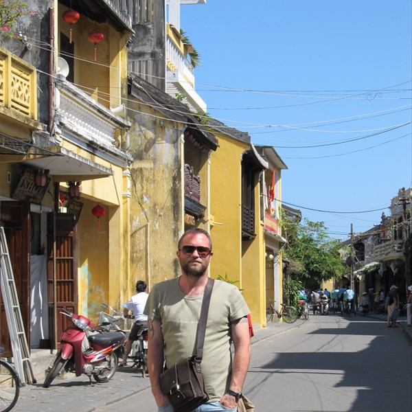 Hoi An on the road