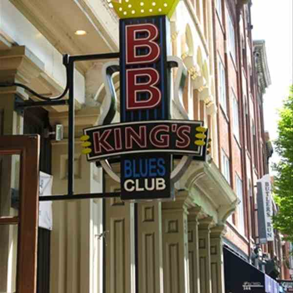 NASHVILLE - B.B. KING CLUB